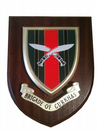 Brigade of Gurkhas Regimental Military Wall Plaque